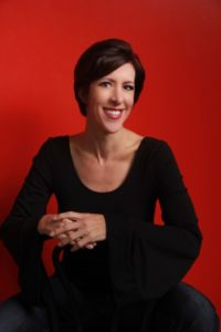 Katherine Tate Ringer will be helping to run Great Girl's Network track meetings