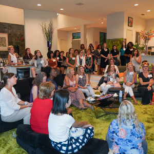 Great Girls Network gathering